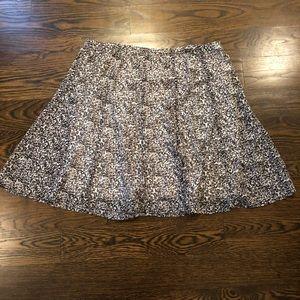 Reitman's A-line Pull-on Skirt NWOT